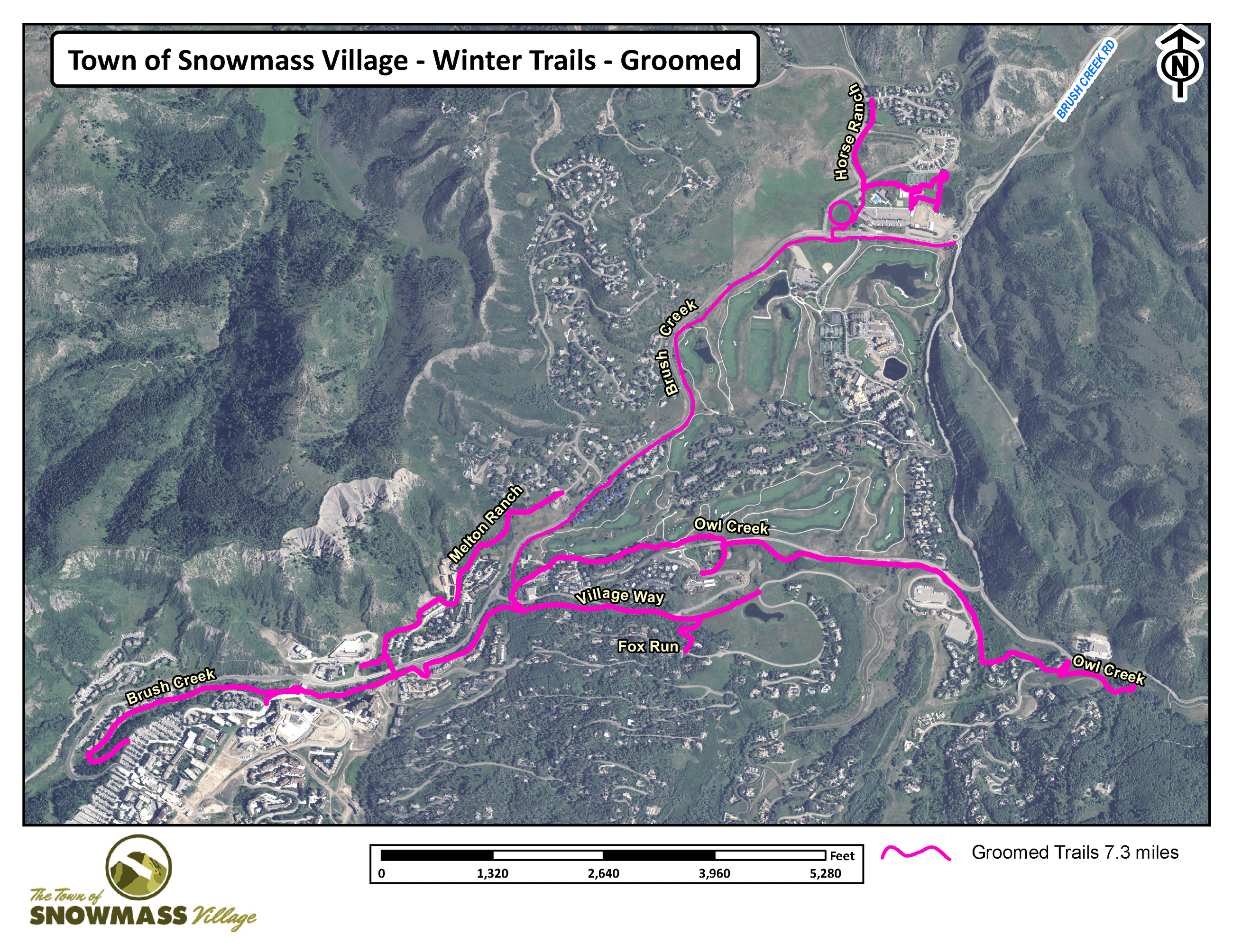 Town of Snowmass Winter Trails