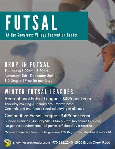 Snowmass Village Futsal